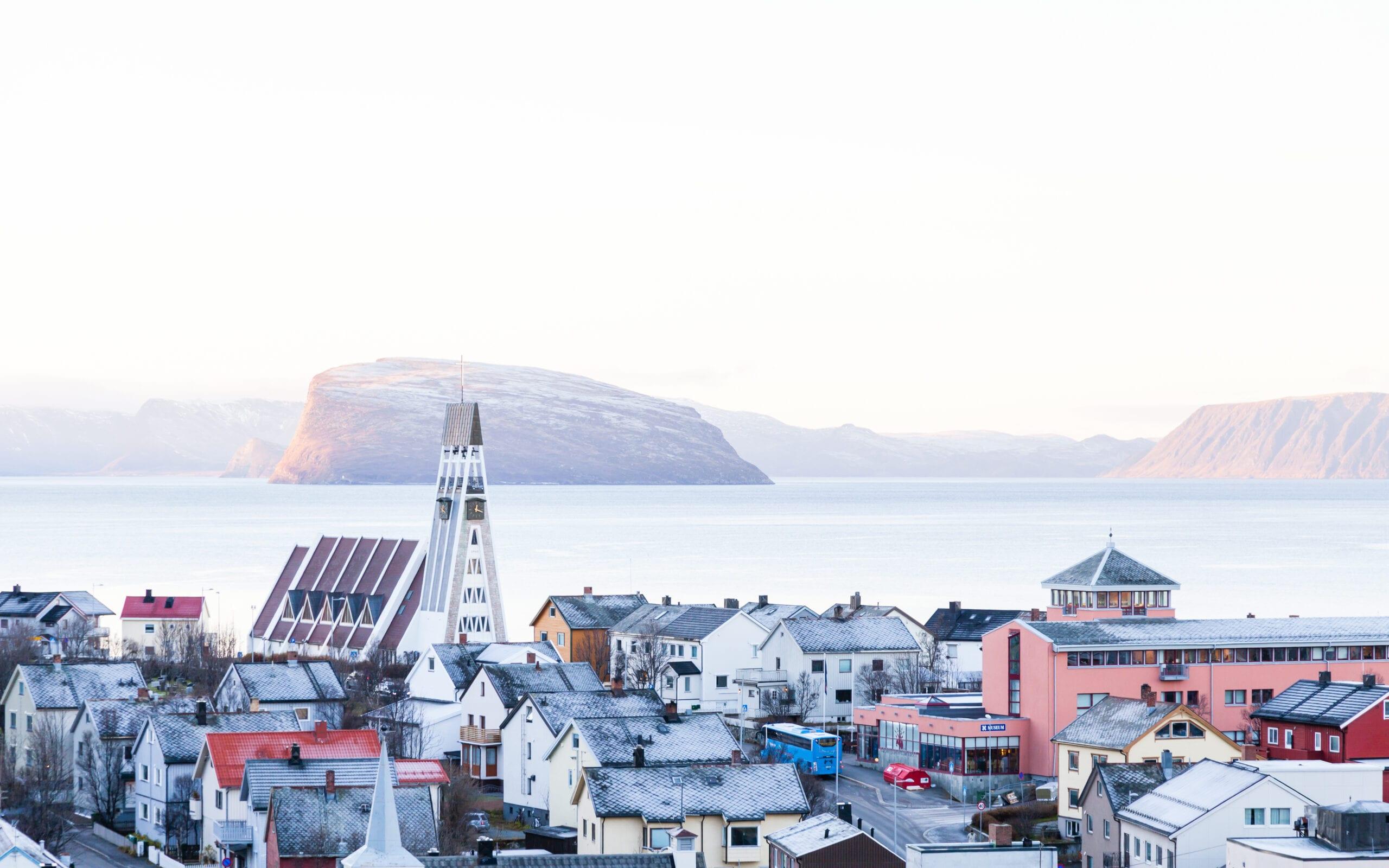Billig strøm Hammerfest