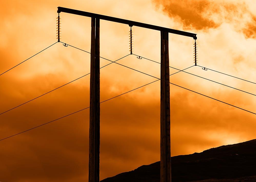 det norske strømnettet