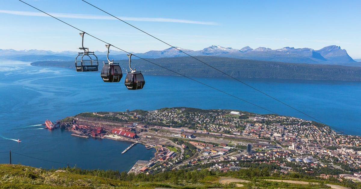 Strøm Narvik