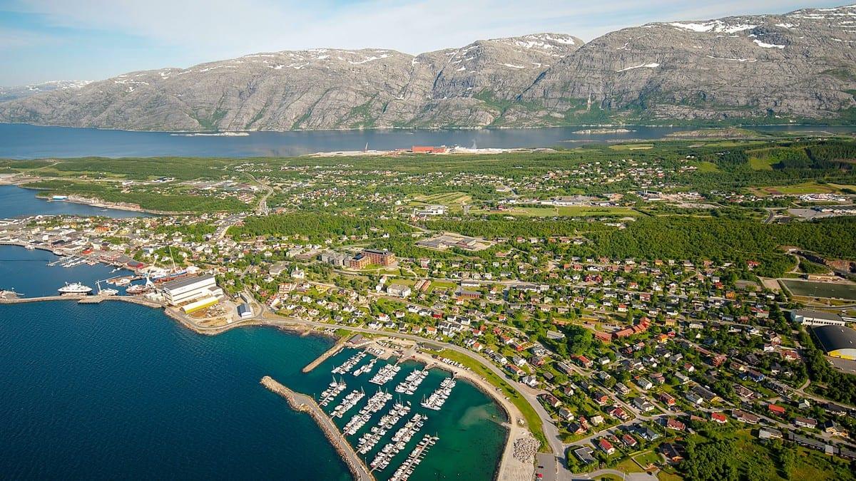 Strøm Sandnessjøen