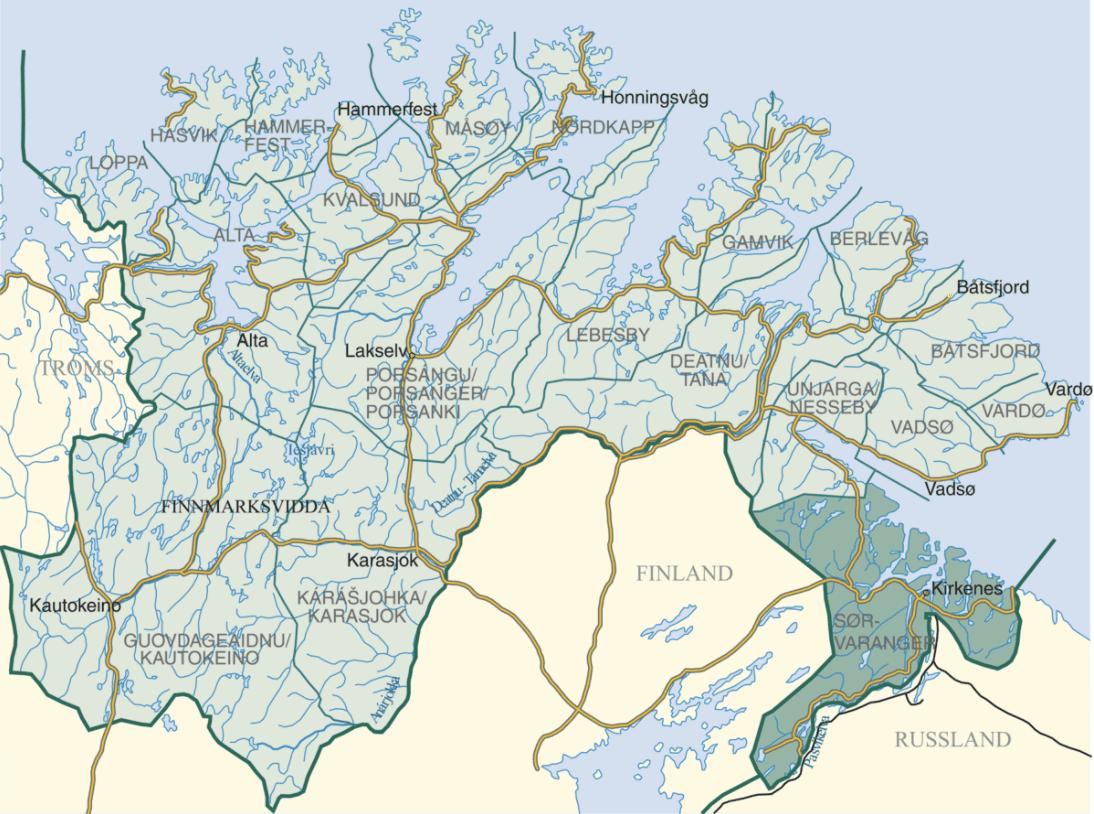 Strøm Sør-Varanger