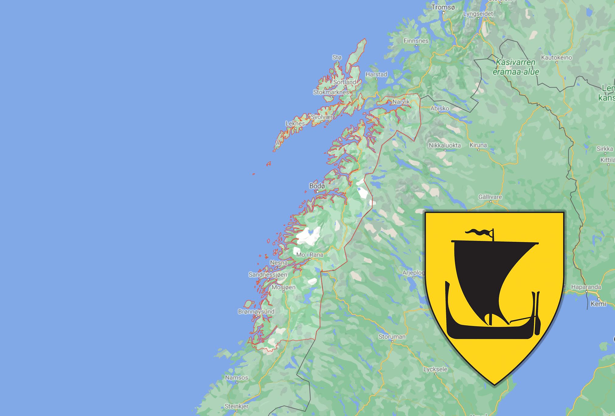 Billig strøm Nordland