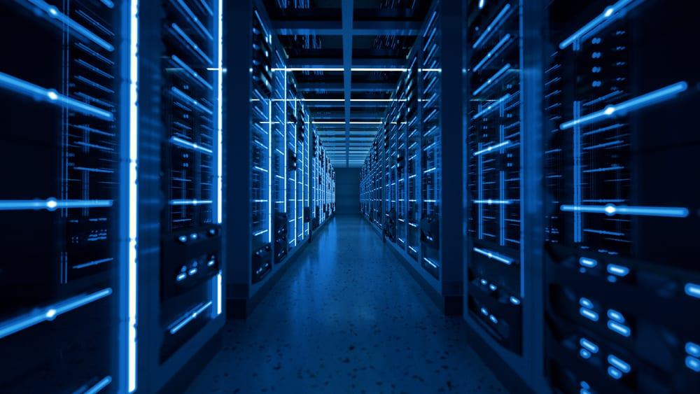 datasenter strømforbruk