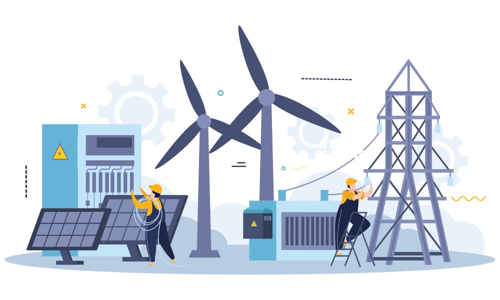 Hvordan markedet for strøm virker i Norge